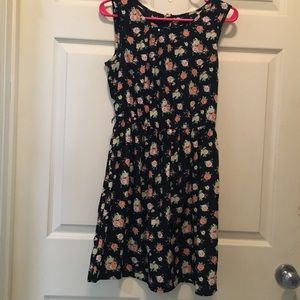 Women's size small floral Dress